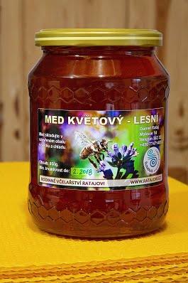 Prodej lesního medu - Český Krumlov